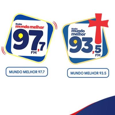 Rádio Mundo Melhor 93,5FM e 97,7FM