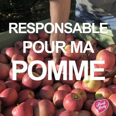 Responsable pour ma pomme