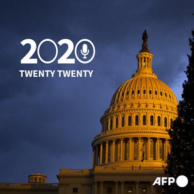Twenty Twenty : la présidentielle américaine vue par l'AFP