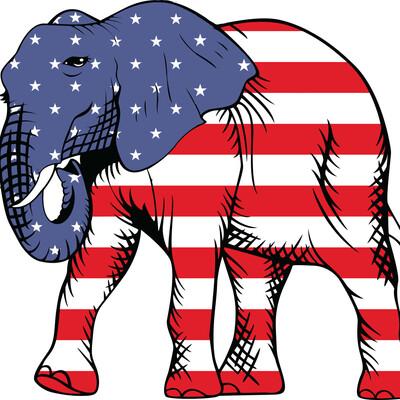 The Two Elephants