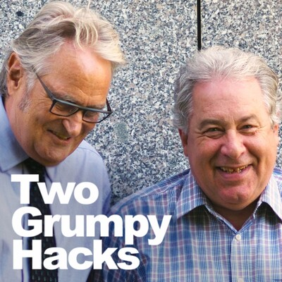 Two Grumpy Hacks - an Australian politics podcast