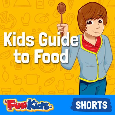 Kids Guide to Food: Staying Healthy & Where Food Comes From