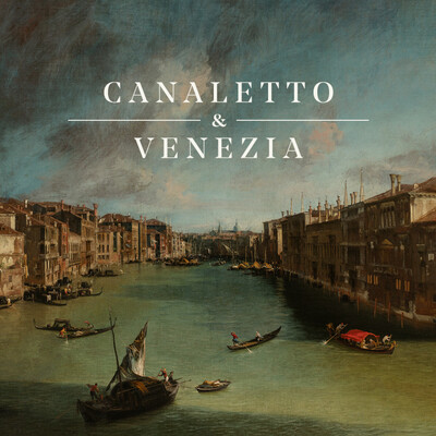 Canaletto & Venezia: le sale in mostra