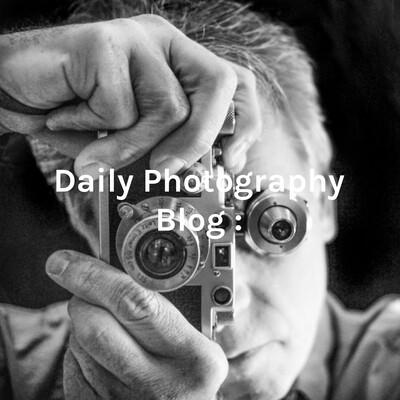 Daily Photography Blog :: Kenneth Wajda's Photography Talks