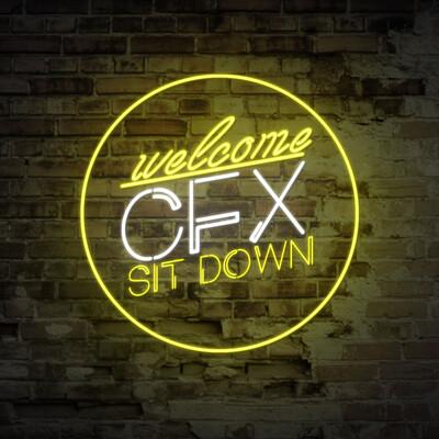 CFX SIT DOWN