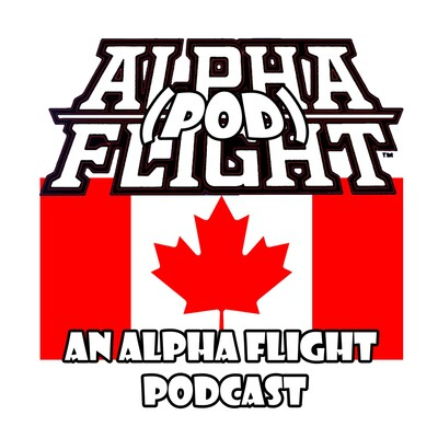 Alpha Pod Flight - An Alpha Flight Podcast