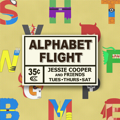 Alphabet Flight: A Marvel Encyclopedic Adventure