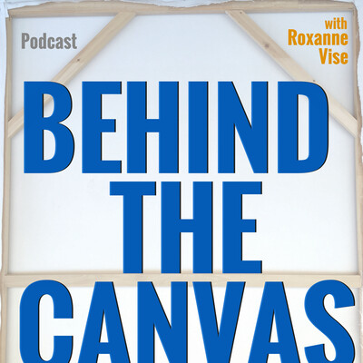 Behind The Canvas