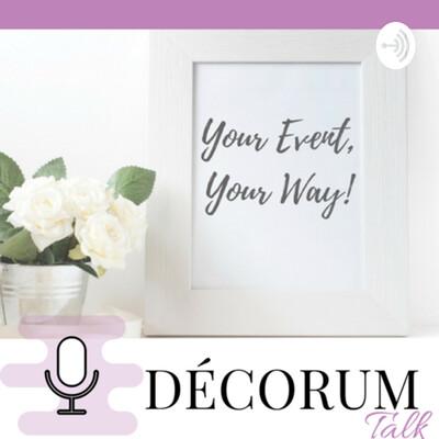 Decorum Talk