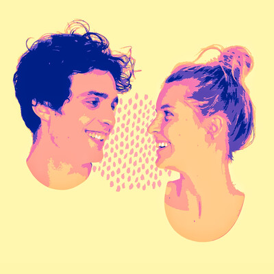 Charles and Elin