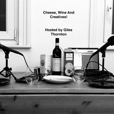 Cheese, Wine And Creatives!