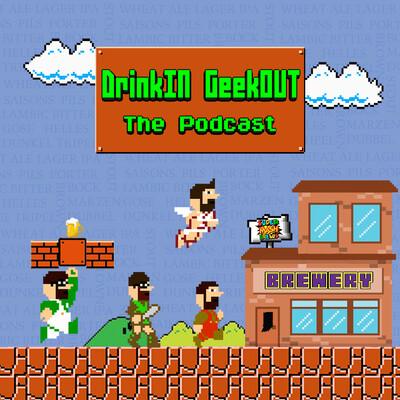 DrinkIN GeekOUT