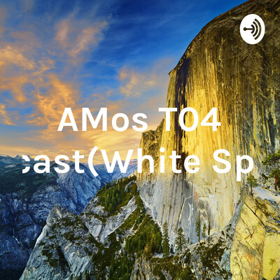 AMos T04 Podcast(White Space)