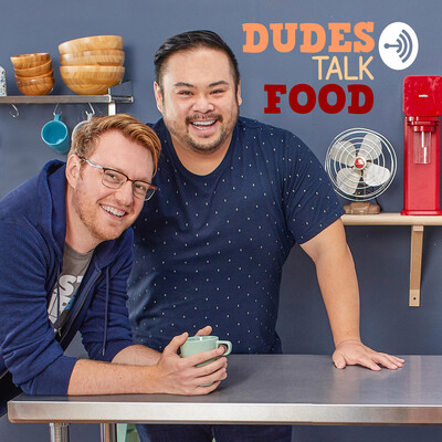 Dudes Talk Food