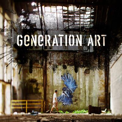 Generation Art (Large)