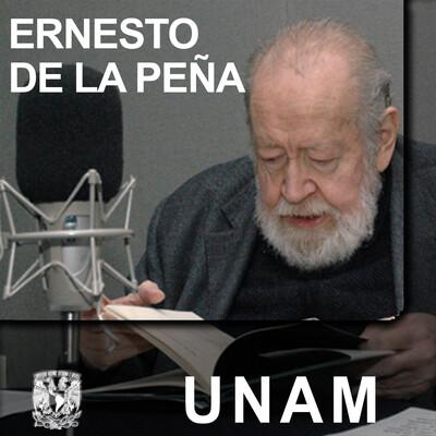 En voz de Ernesto de la Peña