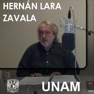 En voz de Hernán Lara Zavala