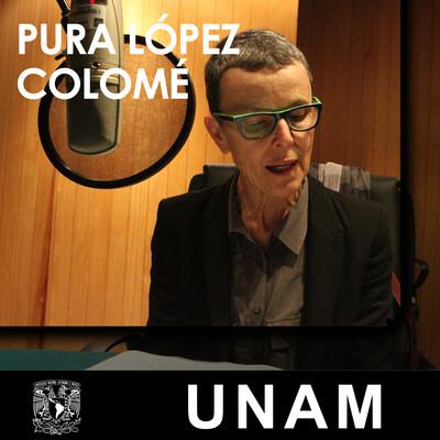 En voz de Pura López Colomé