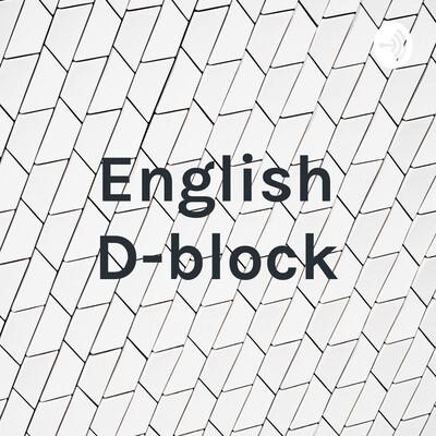 English D-block
