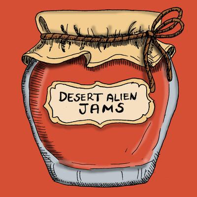Desert Alien Jams