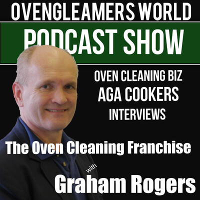 OvenGleamers World: Franchise, AGA Cookers, Oven Cleaning