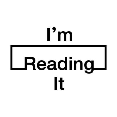 I'm Reading it