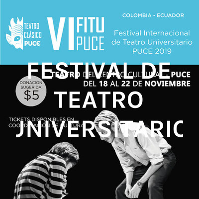 FESTIVAL DE TEATRO UNIVERSITARIO