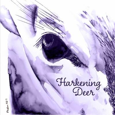 Harkening Deer