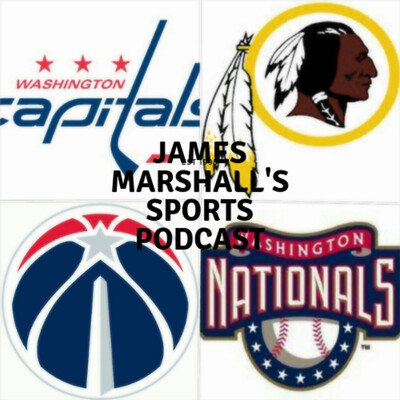 James Marshall's Sports Podcast