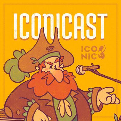 ICONICast - Arte, desenho e outras coisas nada artísticas.