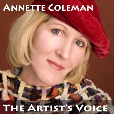 Annette Coleman The Artist's Voice