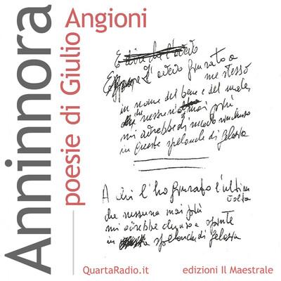 Anninnora, poesie di Giulio Angioni