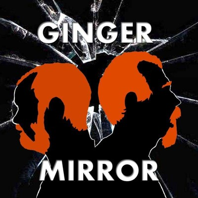 Ginger Mirror