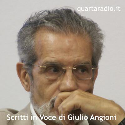 Giulio Angioni, Scritti in Voce