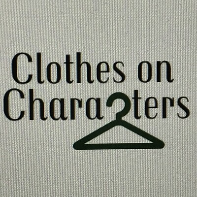 Clothes on Characters » Costume Design
