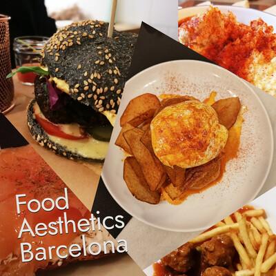 Food Aesthetics Barcelona