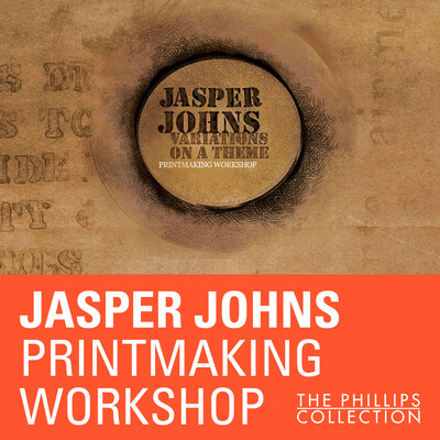 Jasper Johns Printmaking Workshop