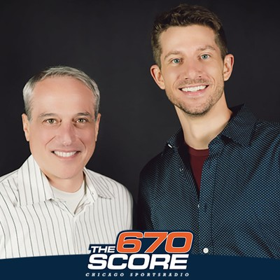 Bernstein and Connor McKnight on 670 The Score