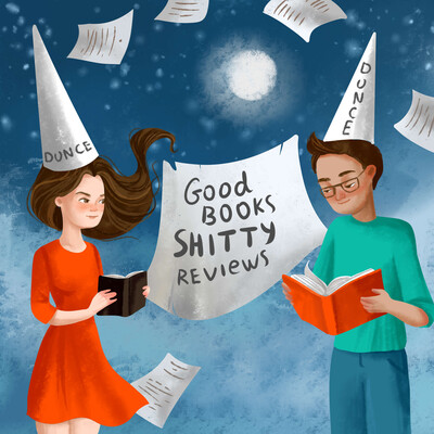 Good Books Shitty Reviews