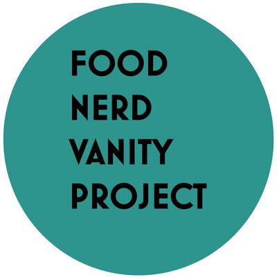 Food Nerd Vanity Project