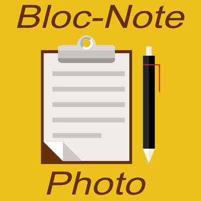 Bloc-Note - Photo