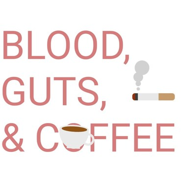 Blood Guts and Coffee: horror movies, comics, and music
