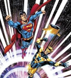 Blue and Gold: A Superman and Booster Gold Podcast