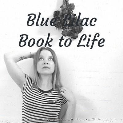 Blue Lilac Book to Life