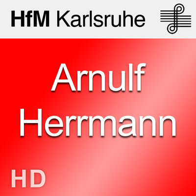 Arnulf Herrmann Meisterkurs