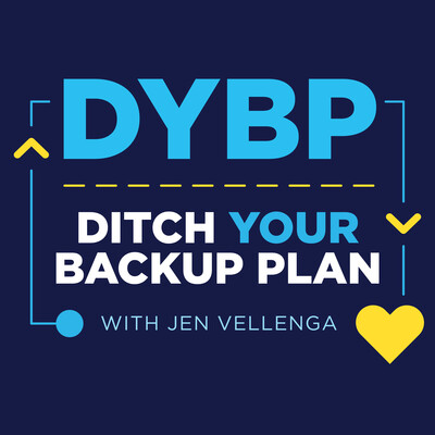 Ditch Your Backup Plan