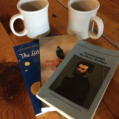 Coffee and Literature with Eli and Todd