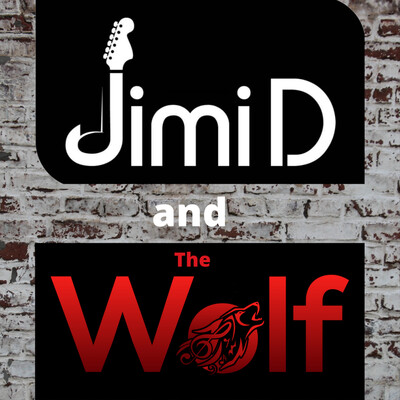 """Jimi D and The Wolf - """"Playing Through The Changes Of Life"""""""