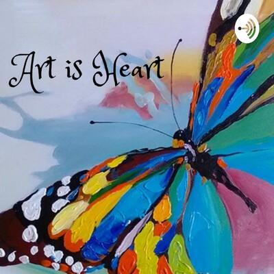 Art is Heart speaks with Trina Sandress