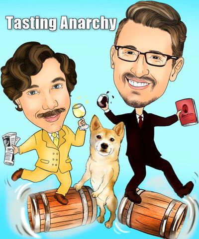 Tasting Anarchy Podcast